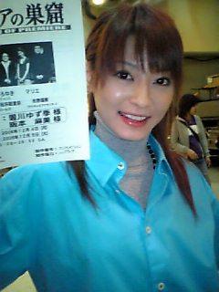 阪本麻美です♪ お台場SHOWGEKI城 ブログ: 少年社中